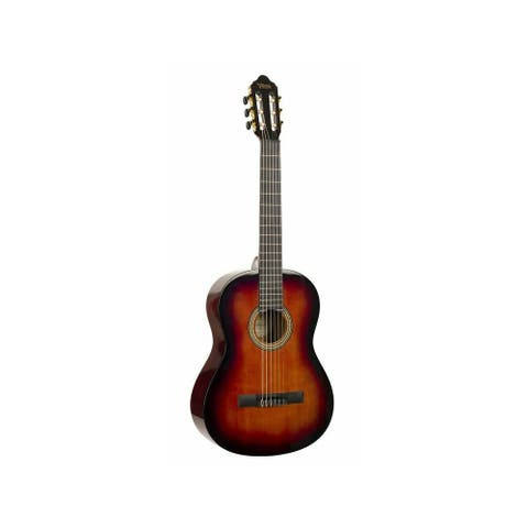 Valencia Guitar Series 260 Full Size Classical Acoustic - Sunburst