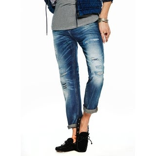 Jeans Boyfriend Cut