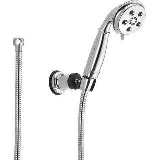 Delta 55433 Wall-Mount Hand Shower, Chrome - Silver