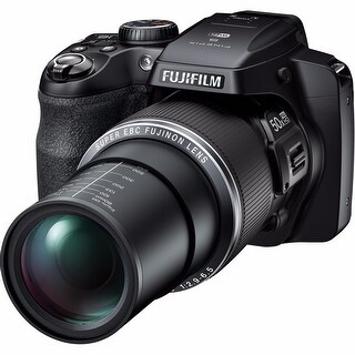 Fujifilm FinePix S9400W Black Digital Camera