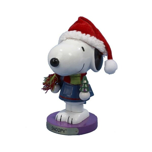 "Peanuts Snoopy 10"" Nutcracker"