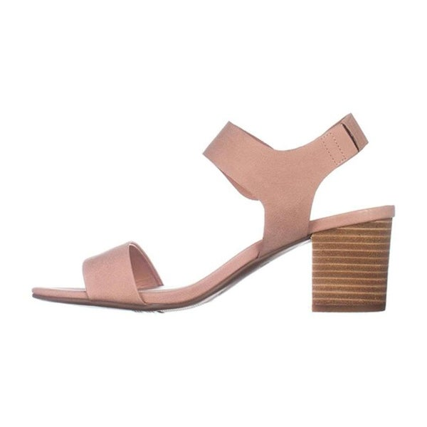 Bar III Womens Birdie Open Toe Casual Ankle Strap Sandals - 9.5