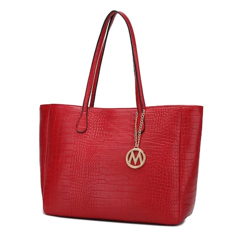 MKF Collection Sadie Back to Work Tote by Mia K.