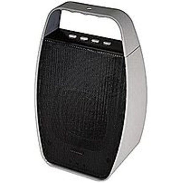NXG Technology NX-WRLSM-GRAY Portable Wireless Bluetooth Speaker (Refurbished)