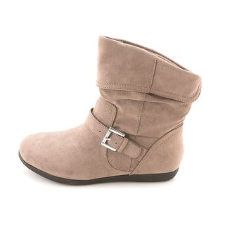 Rampage Women's Brunella Closed Toe Ankle Boots