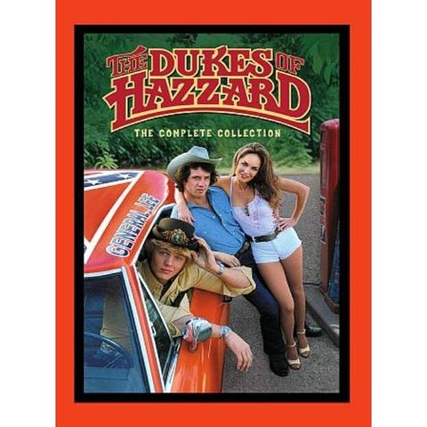 Dukes of Hazzard - The Complete Seasons 1-7 - DVD