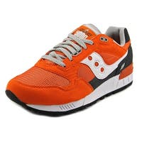 Saucony Shadow 5000 Men  Round Toe Synthetic Orange Running Shoe