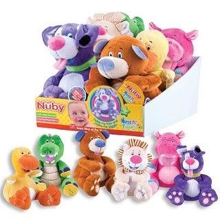 Merchandise 55258104 Nuby Hugs-N-Tickles Plush Character