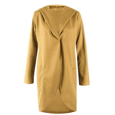 Autumn Fashion Loose Coat