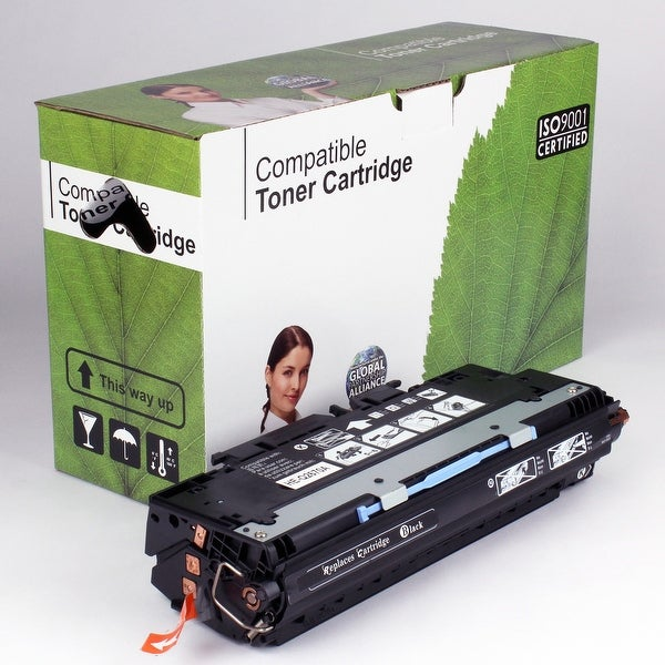 Value Brand replacement for HP 308A Black Toner Q2670A (6,000 Yield)