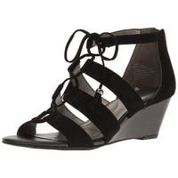 Bandolino Womens Opiuma Round Toe Casual Platform Sandals