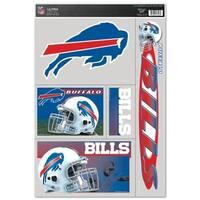 Buffalo Bills Decal 11x17 Ultra