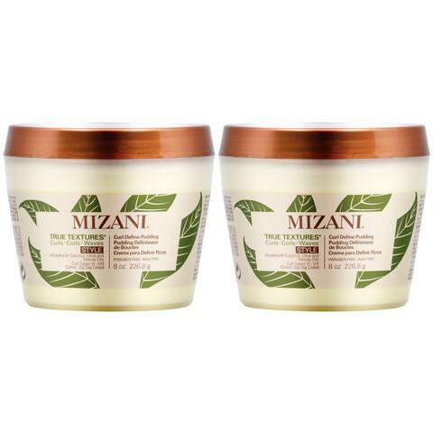 Mizani True Textures Curl Define Pudding 8 oz (Pack of 2)