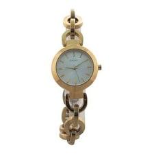 Dkny Ny2134 Sasha Gold-Tone Stainless Steel Link Bracelet Watch Watch For Women