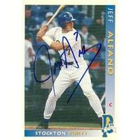 Shop Josh Klimek Autographed Baseball Card Minor League 1998