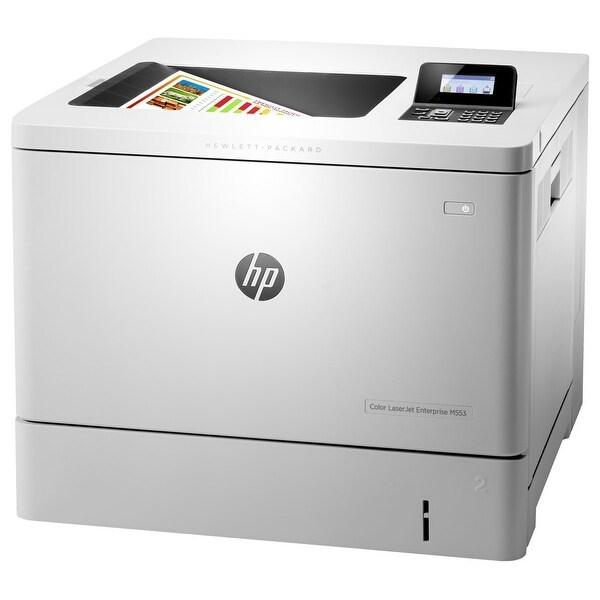 HP Color LaserJet Enterprise M553n w/ HP FutureSmart Firmware, B5L24A