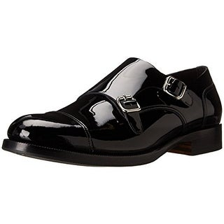 Dsquared2 Mens Loafers Patent Leather Monk Strap - 42.5 medium (d)