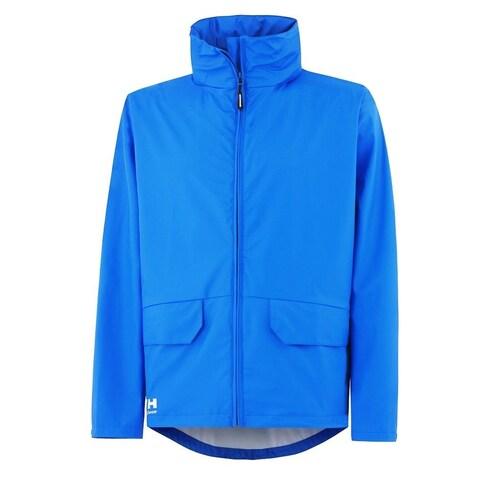 Helly Hansen Work Jacket Men Outerwear Voss Polyester Waterproof