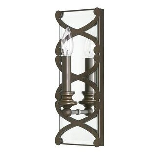 """Donny Osmond Home 8061 1 Light 14"""" Tall ADA Compliant Wall Sconce from the Alexander Collection"""