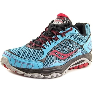 Saucony Grid Excursion TR9 Round Toe Synthetic Trail Running