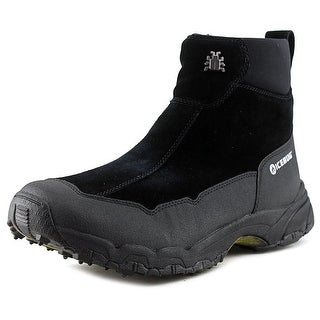 Icebug Metro BUGrip Round Toe Leather Work Boot