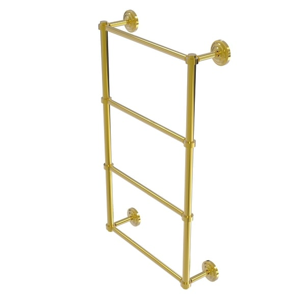 Allied Brass Que New Collection 4 Tier Ladder Towel Bar