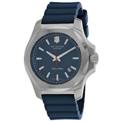 Swiss Army Men's Classic Blue Dial Watch - 241688.1 - One Size