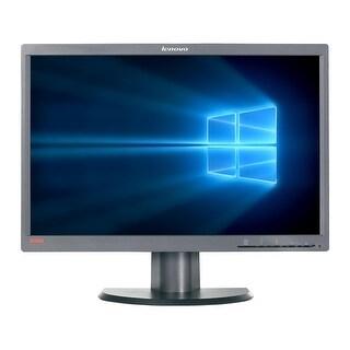 """Refurbished Lenovo L2251X 22"""" LCD 1680 X 1050 - Black"""