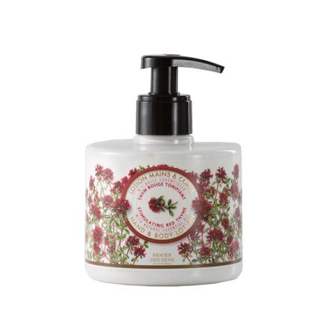 Panier Des Sens Red Thyme Hand And Body Lotion - Single