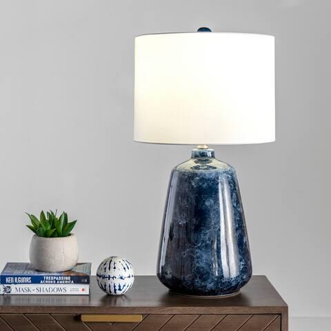 """nuLOOM Brockton 27"""" Ceramic Table Lamp"""