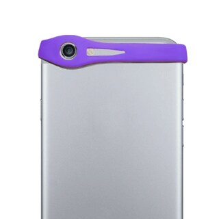 Magniband Stretch Band 4x Magnification Zoom for Smartphone Cameras (Option: Purple)