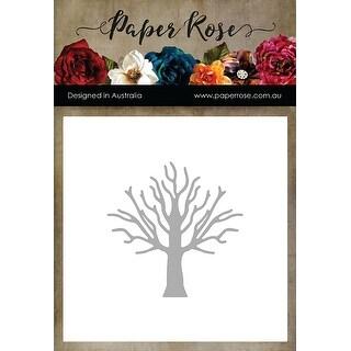 Paper Rose Dies-Small Tree