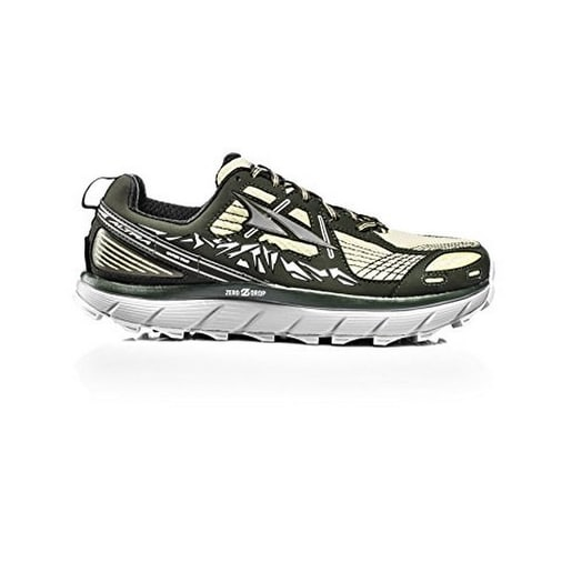 Altra Womens Lone Peask 3.5, Lime, 9.5