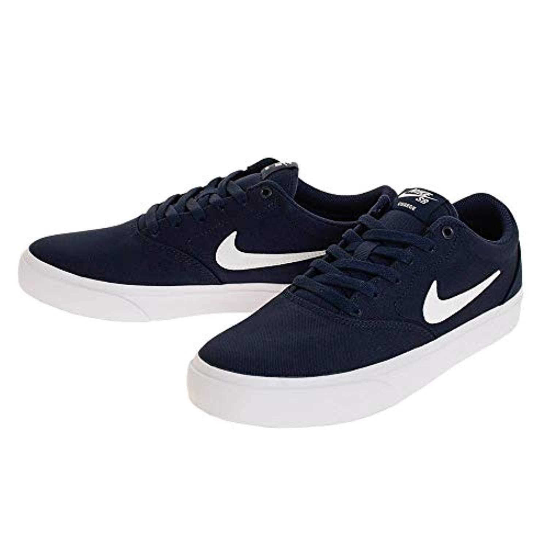tinción Ya Prescribir  Nike Sb Charge SLR Txt Unisex Mens Cd6279-400 Size 13 Obsidian/White -  Overstock - 29647800