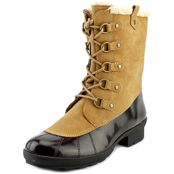 A2 By Aerosoles Barricade Women Round Toe Synthetic Winter Boot