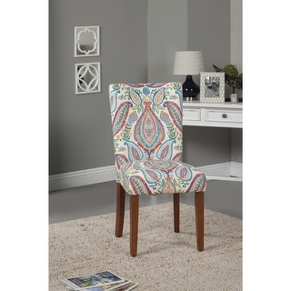 Link to HomePop Parson Dining Chair (Set of 2) Similar Items in Dining Room & Bar Furniture