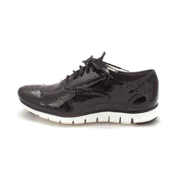 Cole Haan Womens Amiteesam Low Top Lace Up Fashion Sneakers - 6