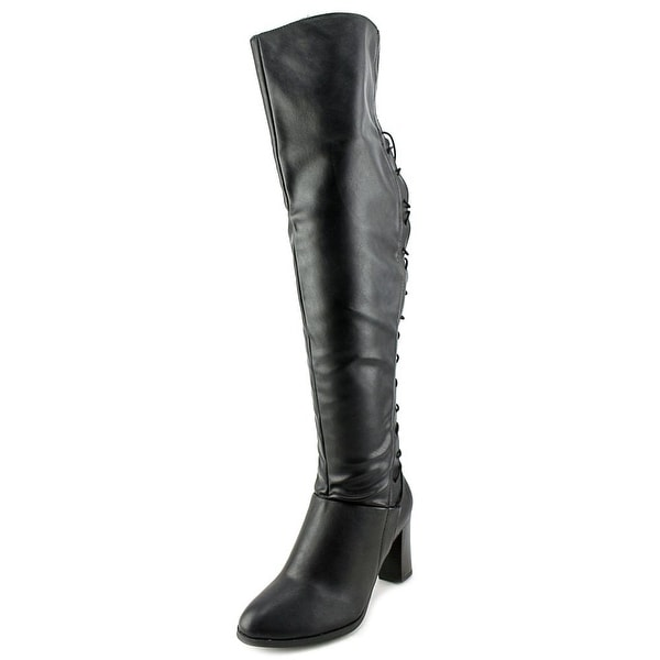 Ann Marino by Bettye Muller Must You Women Synthetic Over the Knee Boot