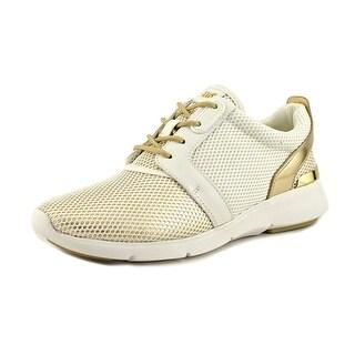 Michael Michael Kors Amanda Trainer   Round Toe Synthetic  Sneakers