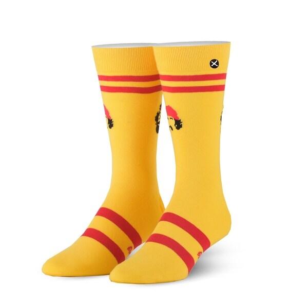 Cheech & Chong Varsity Knit Socks, 6-13