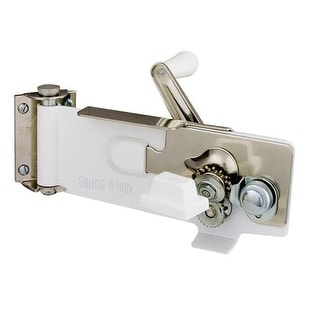 Lifetime Hoan White Can Opener 609WH Unit: EACH