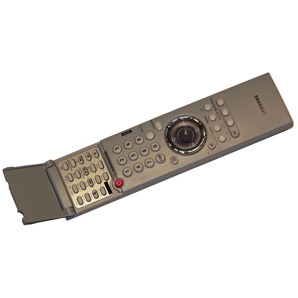OEM Samsung Remote Control Originally Supplied With: HC-M6525, HCM653, HC-M653, HCM653W, HC-M653W, HCM653WB