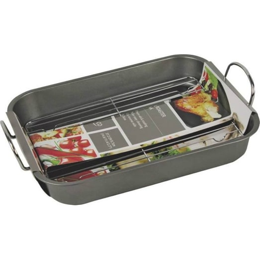 Euro-Ware EW553 Non Stick Roaster With Rack