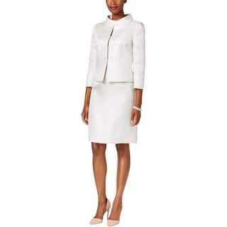 Tahari Womens Skirt Suit Shimmer Jacquard|https://ak1.ostkcdn.com/images/products/is/images/direct/da6d76ce5066e593cf5a6d367bf2e0eff93bd294/Tahari-Womens-Skirt-Suit-Shimmer-Jacquard.jpg?impolicy=medium
