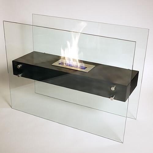 Nu-Flame La Strada Ethanol Floor Bio-Fireplace