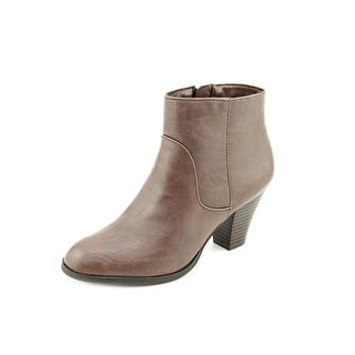 Style & Co Maryland Round Toe Synthetic Ankle Boot