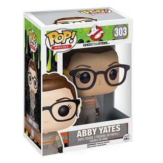 Ghostbusters 2016 POP Vinyl Figure: Abby Yates