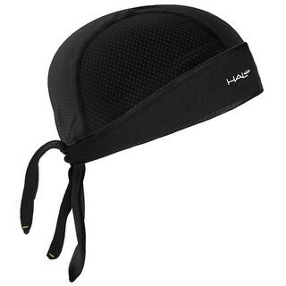 Halo Headband Protex Sweatband Bandana - Black