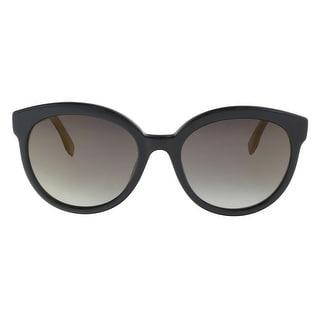 Fendi FF0268S 0807 Black Cat Eye Sunglasses - 56-20-145