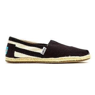 Toms Women's 10005421 - Black Stripe